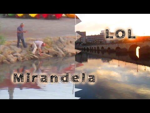 Walking around (vlog): Mirandela