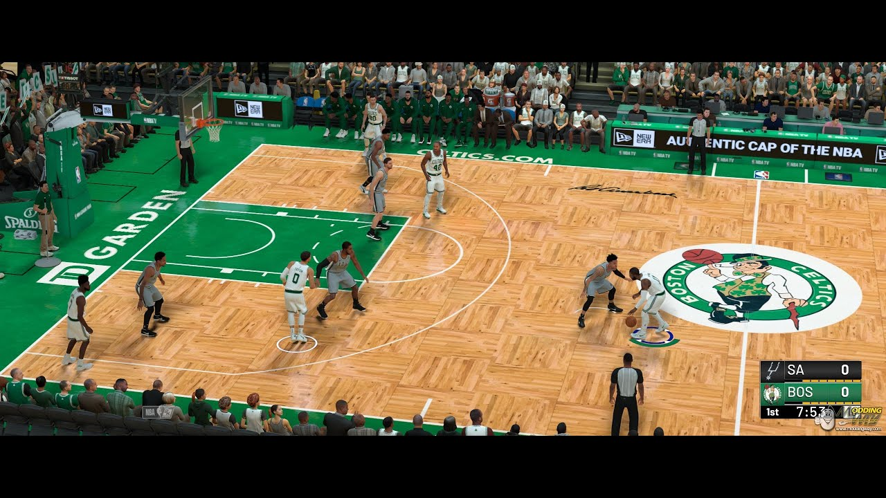 NBA 2K19 External File Plugin Released - How to Install Mods