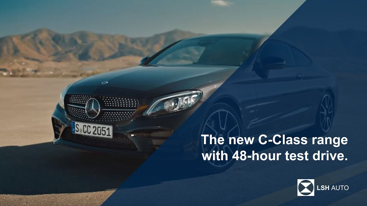 The New C Class Range Is Now Available For A 48 Hour Test Drive Youtube