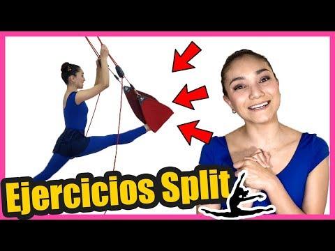 Cómo BAJAR el SPLIT #2  SUPER TIPS : EJERCICIOS Intermedios
