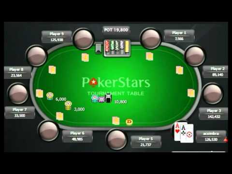 Bad beats involving poker pros ||| Online Poker Highlights