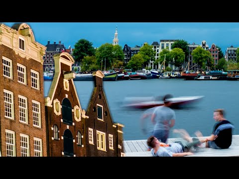 Heartbroken in Amsterdam - Sony A7R III - Ship Chandlers Warehouse - 4K