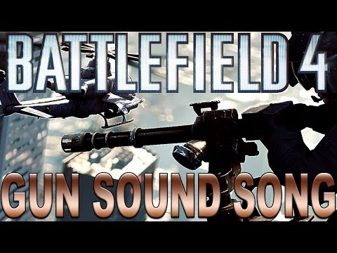 Battlefield 4 Gun Beat (BF4 Gun Sound Song/Sync)