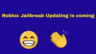 Roblox Jailbreak Update Coming live stream road to 180 subs