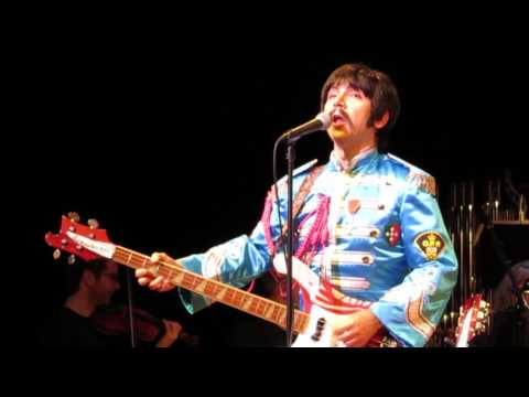 All You Need Is Love - by the Beatles tribute band the Fab Four Spokane