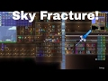 Terraria 1.3.3: NEW SKY FRACTURE! New Mage Weapon!