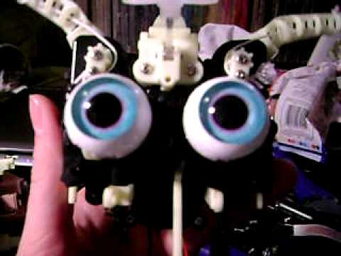 Disassembled Furby Eyes Youtube