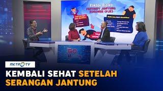 Jakarta, tvOnenews.com - AJAIB! 8 Makanan Ini Bisa Cegah Serangan Jantung | Ayo Hidup Sehat Penyakit.