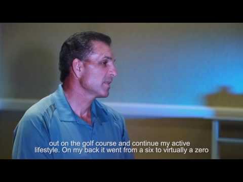 Vinny Testaverde  - PainShield Testimonial for Sports Injuries