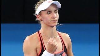 🇺🇦 ЛЕСЯ ЦУРЕНКО ВЫШЛА В ФИНАЛ WTA BRISBANE 2019! 🎾