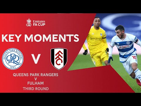 QPR Fulham Goals And Highlights