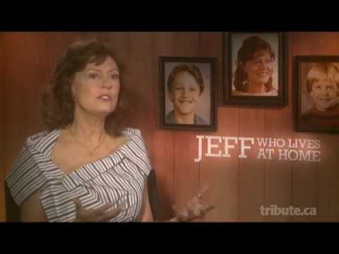 Susan Sarandon - Jeff, Who Lives at Home Interview with Tribute
