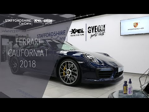 Porsche 911 Turbo S | Staffordshire Car Care | Gyeon Quartz