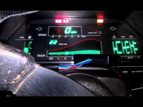 digital dash and rev 86 z31 turbo