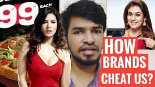 12 Ways Brands Cheat Us   Tamil   Madan Gowri   MG