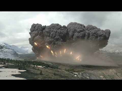 SCIENTISTS WARN! California Super-Volcano is MOVING Ready to BLOW!  Very High Threat Long Valley