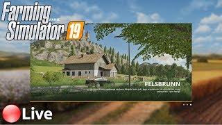 ???? [LIVE] Farming Simulator 19 Wszyscy mają mam i ja ! - Na żywo