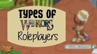 Animal Jam | Types Of Warrior Roleplayers