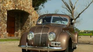 1934 Coupe DeSOTO SE AIRFLOW