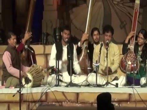 Dhrupad Raga Shankara Alap and Jhaptal Tansen Festival 2015