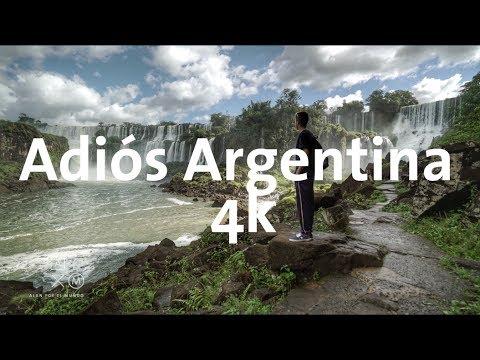 Adiós Argentina 4k | Argentina #19