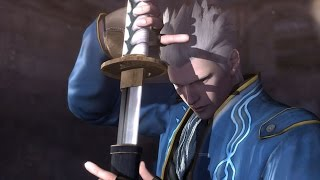 "DMC4SE Vergil Battle Movie ""Black Vortex"""