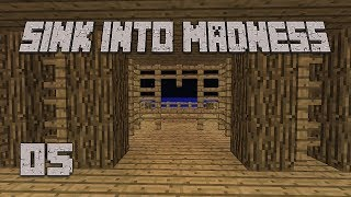 ►IT LIVESSSS! | Sink Into Madness #5 | Modded Minecraft◄ | iJevin