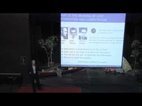 TEDxQueensU - Selim Akl - Unconventional Computing