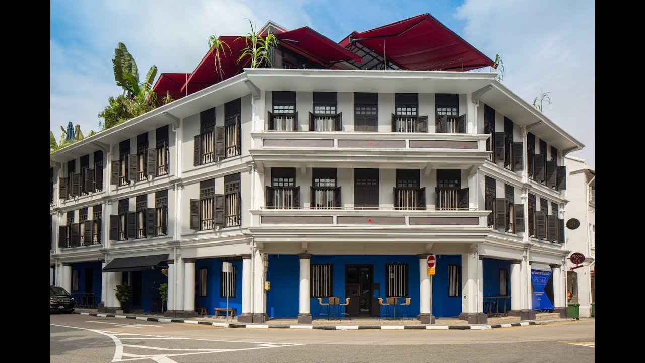 Ann Siang House Singapore - Unravel Travel TV