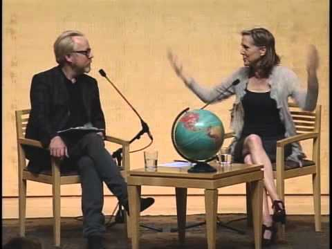 Mary Roach in conversation with Adam Savage at San Francisco Public Library