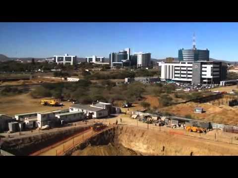 iTowers July 2013 Gaborone CBD