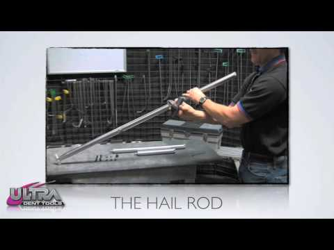 Hail Rod Tool - Ultra Dent Tools - Recon Express