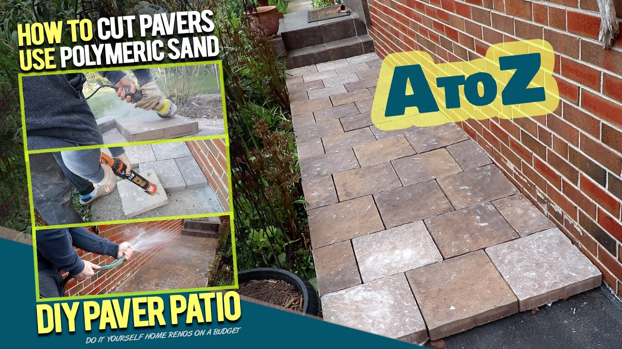 how to build interlocking patio on old concrete in 1 hr how to lay pavers over concrete that lasts