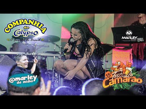 COMPANHIA DO CALYPSO EM ITAPERUÇU (DVD DO FESTIVAL DO CAMARÃO 2019)