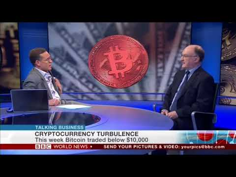 Michael Parsons, Chairman of Cardano Foundation on BBC World News Live