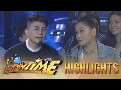 It's Showtime: Maja shows her Lily Cruz self in PUROKatatawanan