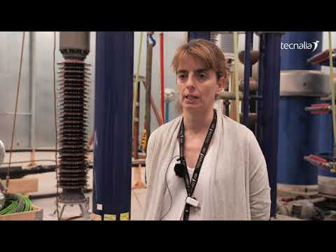 <p>TECNALIA's High Voltage Testing Laboratory (Spanish)</p>