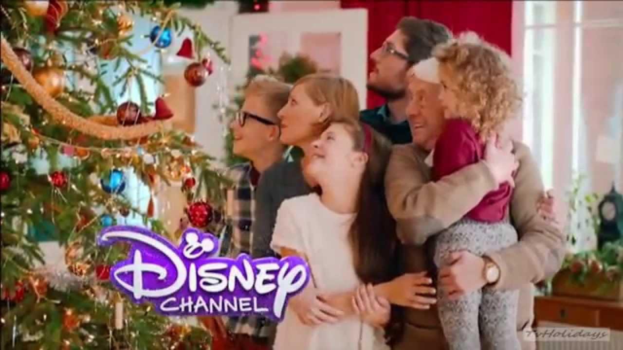 disney channel uk christmas idents new 2014 youtube - Disney Channel Christmas