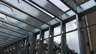Light-Steel-Framed Buildings Benefit From Composite TotalJoist Steel Construction - Installation