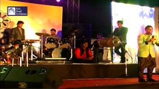 Master Saleem LIVE Performance - Tu Badli Sou Baar Song | Taal : keherwa - Idea Jalsa 2013