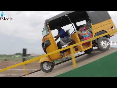 Bajaj Maxima vs Piaggio Ape Auto Challenge || Bajaj Maxima Auto Performance || Best Auto || iMedia