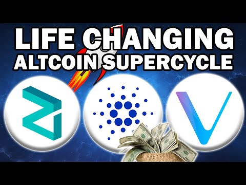 Life Changing Gains Incoming This Month (Altcoin SUPERCYCLE 2021)