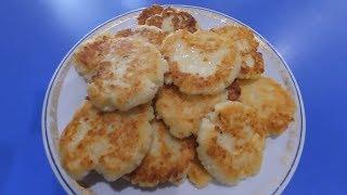Очень вкусные сырники / Рецепт сырников / Вкусно и просто