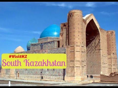 #VisitKZ South Kazakhstan - Kazakhstan Tourism