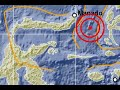 [TERBARU] Gempa Magnitudo 7 Guncang Barat Daya Ternate, Berpotensi Tsunami