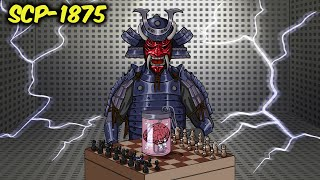 SCP-1875 Старый Шахматный Компьютер (Анимация SCP)