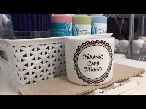 Ceramic Café Night