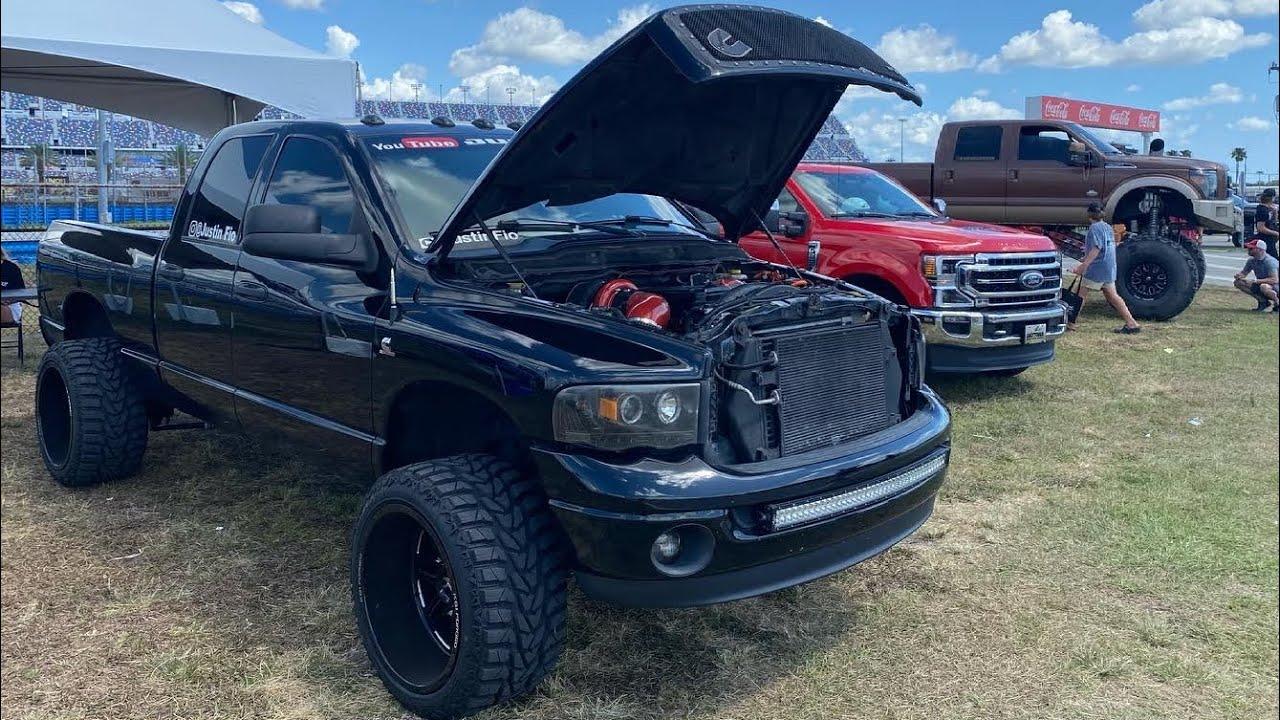 Daytona Truck Meet 2021!!