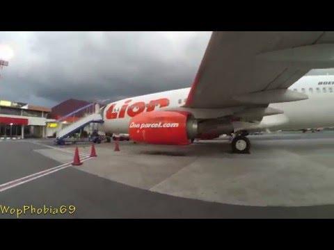 TRIP BANDUNG TO JOGJA - Lion Air JT 0754