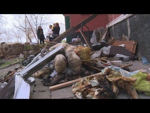 kerchnettv: Керчь: Молодой семье погорельцев необходима помощь в ремонте комнаты
